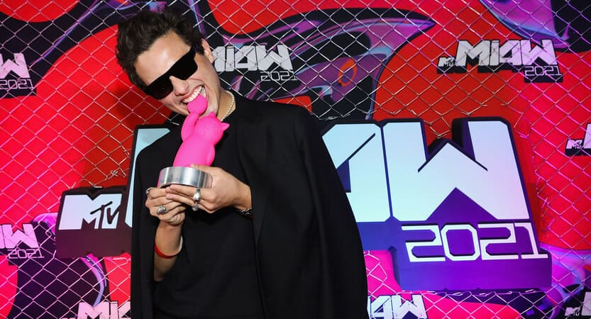 You are currently viewing MTV MIAW 2021  GANADORES